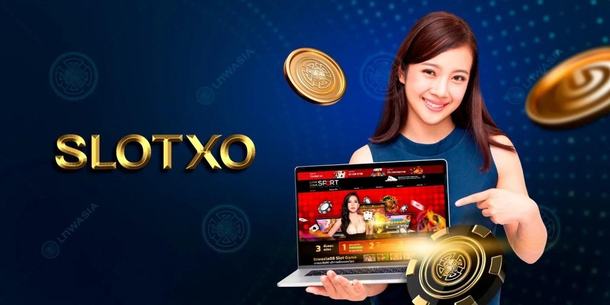 lnwasiaslot88888 slotxo_4_result ความนิยมของสล็อต slotxo จากเครื่องตู้มาสู่โลกออนไลน์ Blog